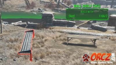 Fallout 4: Wall Shelf - Orcz com, The Video Games Wiki