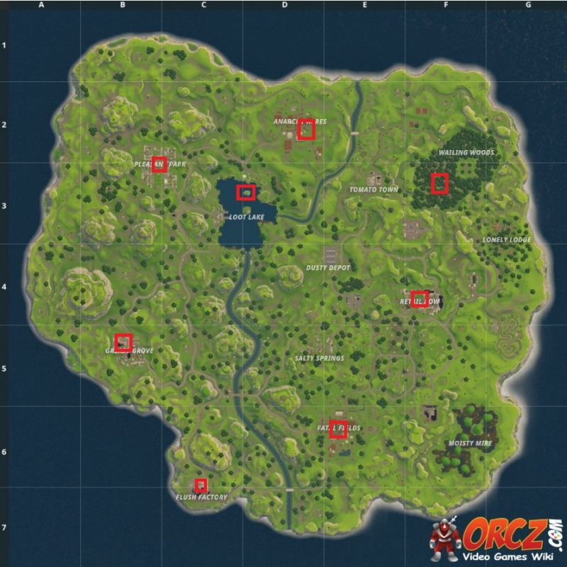 Christmas Trees Com Locations