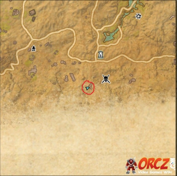 eso how to go to alikr desert from auridon