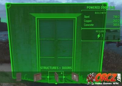 Description - Type 3[edit]. Powered Door ... & Fallout 4: Powered Door - Orcz.com The Video Games Wiki Pezcame.Com