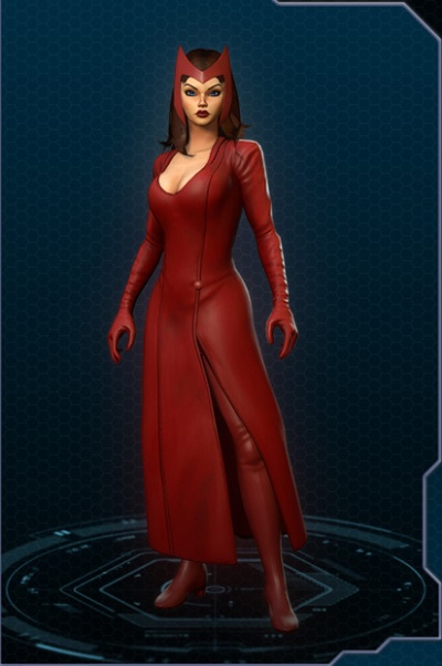Marvel Heroes: Scarlet Witch Marvel Now Costume - Orcz.com, The ...
