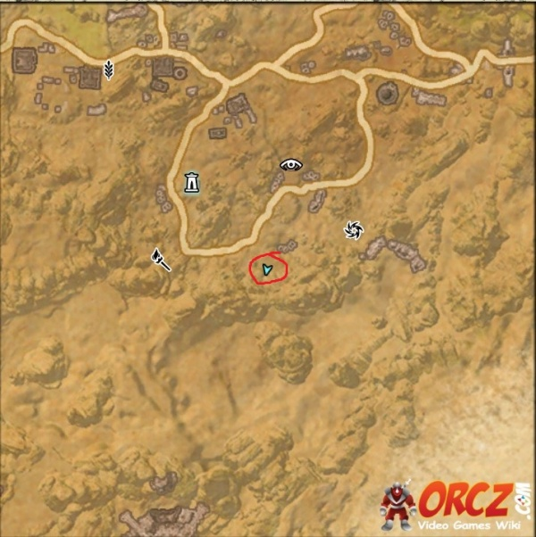 ESO: Bangkorai CE Treasure Map - Orcz.com, The Video Games ...