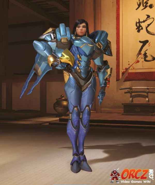 Overwatch: Pharah Classic Skin - Orcz.com, The Video Games ...