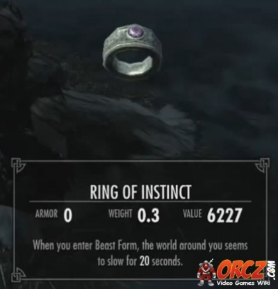 How To Edit A Ring Stats Skyrim