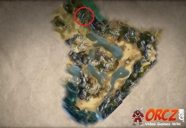 Divinity Original Sin: Tutorial Dungeon - Entrance - Map