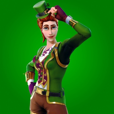 Superb Fortnite Battle Royale: Sgt Green Clover