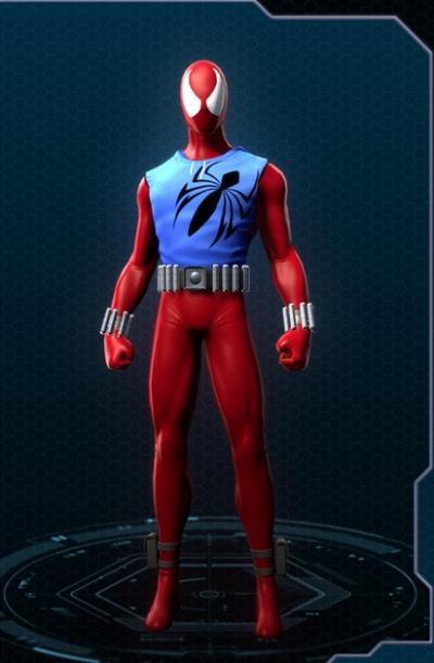 Scarlet spider costume - photo#4