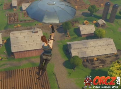 Fortnite Battle Royale Umbrella Orcz Com The Video Games Wiki