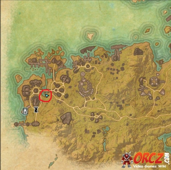 Eso Malabal Tor Ce Treasure Map Orcz Com The Video
