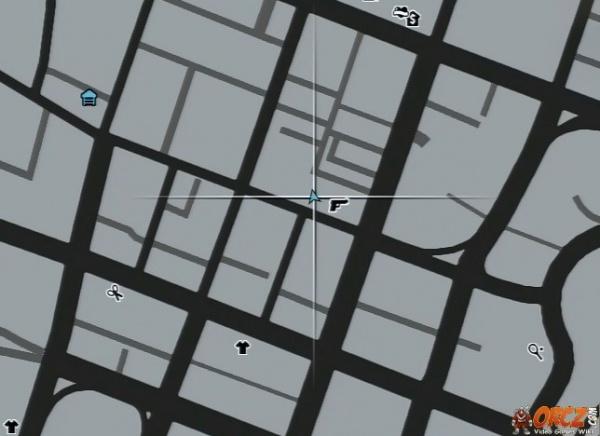 gta v map 24 7 supermarket vinewood plaza the video games wiki. Black Bedroom Furniture Sets. Home Design Ideas