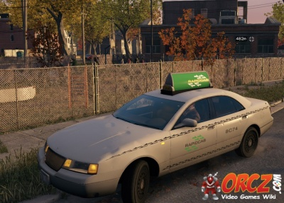 Watch Dogs: Vessel Taxi - Orcz.com, The Video Games Wiki