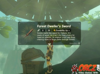 Breath of the Wild: Missable Weapons - Orcz com, The Video