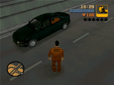 GTA III: Kuruma - Orcz com, The Video Games Wiki