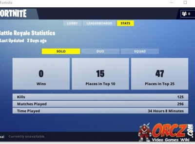 solo stats fortnite