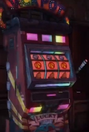 slot machine on borderlands 2