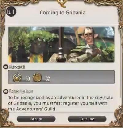 FFXIV Quest List
