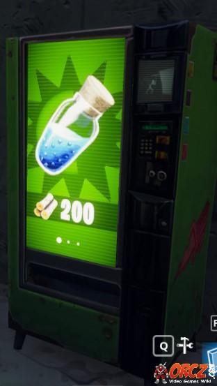 Wood Vending Machine Fortnite Fortnite Battle Royale Uncommon Vending Machine Orcz Com The Video Games Wiki