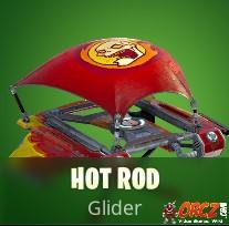 Hot Rod Fortnite