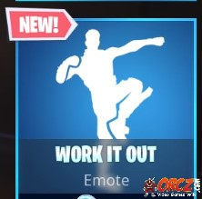 Fortnite Battle Royale Work It Out Orcz Com The Video Games Wiki