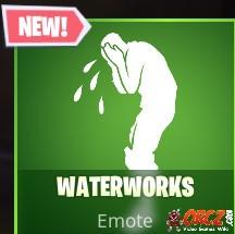 Fortnite Battle Royale Waterworks Orcz Com The Video Games Wiki