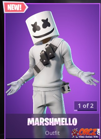 fortnite battle royale marshmello orczcom  video