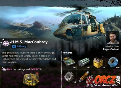 Far Cry New Dawn Hms Maccoubrey Level 2 Orcz Com The Video