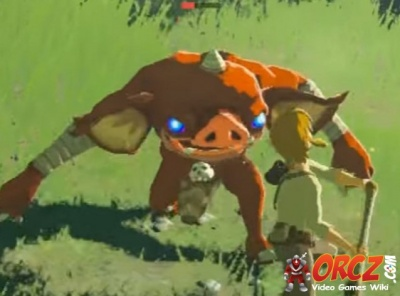 Category Breath Of The Wild Monster Parts Orcz Com The Video Games Wiki