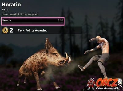 Far Cry New Dawn Horatio Challenge Orcz Com The Video Games Wiki