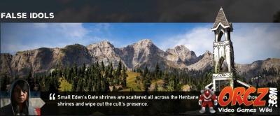 Far Cry 5 False Idols Orcz Com The Video Games Wiki