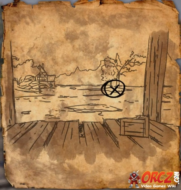 Stormhaven Treasure Map 1