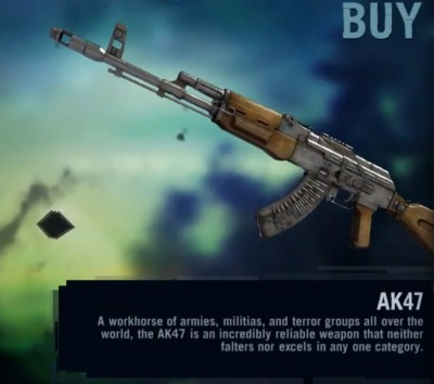 Far Cry 3 Ak47 Orcz Com The Video Games Wiki