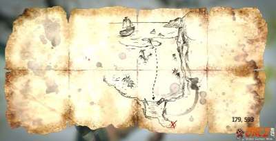 Black Flag Treasure Maps Assassin's Creed IV: Treasure Map   Orcz.com, The Video Games Wiki