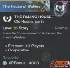 The Ruling House