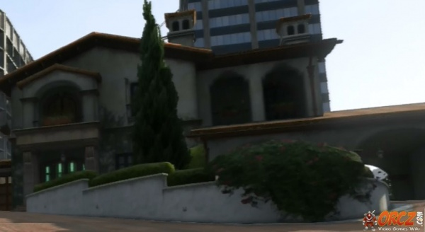 Gta V Map Michael S House Orcz Com The Video Games Wiki