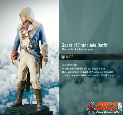 Assassin S Creed Unity Guard Of Franciade Outfit Orcz Com The