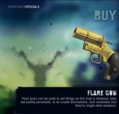 Far Cry 3 Flare Gun Orcz Com The Video Games Wiki