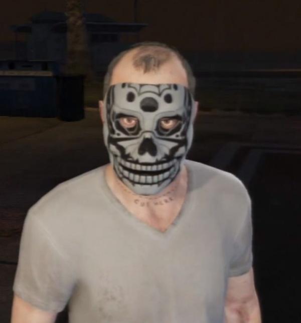 GTA V: List of Masks - Orcz.com, The Video Games Wiki