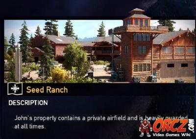 far cry 5 john seed ranch