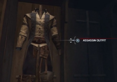 Assassin S Creed Iii Assassin Outfit Orcz Com The Video Games Wiki