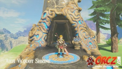 Breath Of The Wild Akh Va Quot Shrine Orcz Com The Video Games Wiki He ran into the fan / turbine puzzle in akh va'quot shrine and decided that patience wasn't the better part of valour (that's how that saying goes, right?): wild akh va quot shrine orcz