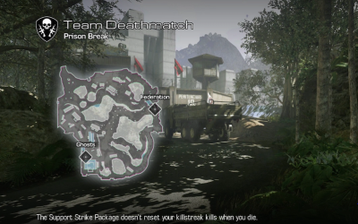 Call Of Duty Ghosts Prison Break Orcz Com The Video Games Wiki