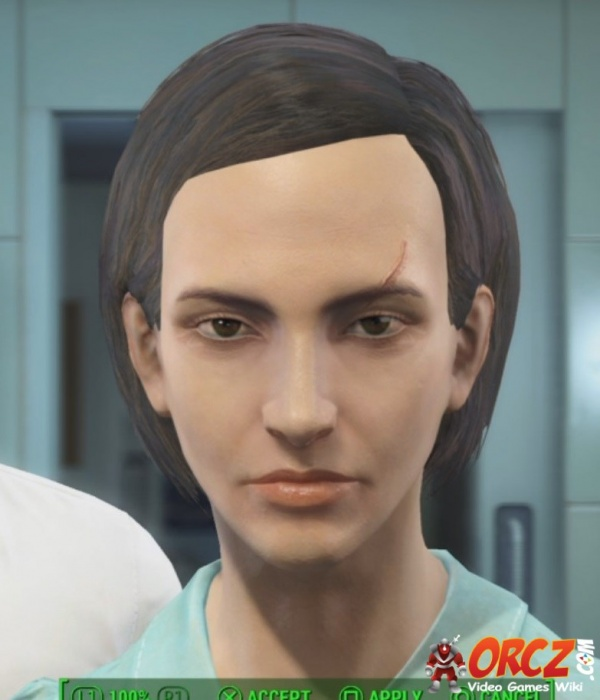 Fallout 4 Damage Scar Left Brow Small Orcz Com The Video Games Wiki