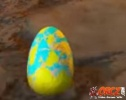 Fertilized Pteranodon Egg