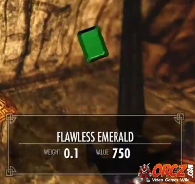 Skyrim Flawless Emerald Orcz Com The Video Games Wiki