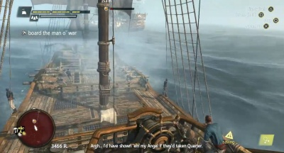 Assassin S Creed Iv Board The Man O War Orcz Com The Video