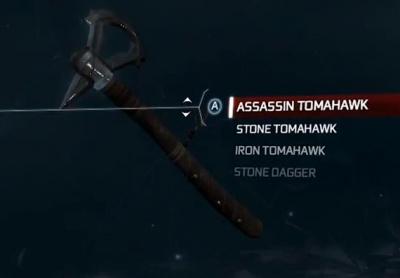 Assassin S Creed Iii Assassin Tomahawk Orcz Com The Video