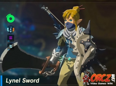 Breath Of The Wild Weapons List Orcz Com The Video Games Wiki