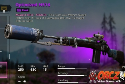 Category Far Cry New Dawn Assault Rifles Orcz Com The Video Games Wiki