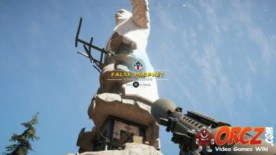 Far Cry 5 Reach The Father Statue False Prophet Orcz Com The