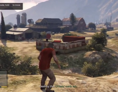 Gta V Destroy The O Neils Meth Lab Orcz Com The Video Games Wiki